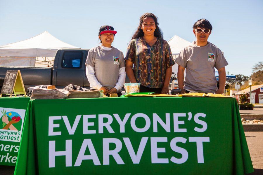 Everyone's Harvest – Get Involved